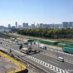 "This is ""Wangan Line"" of the Metropolitan Expressway."