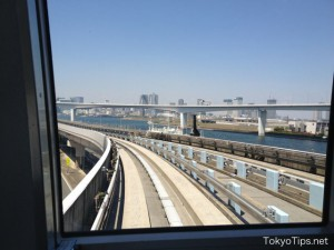 """Daiba Line"" of Metropolitan Expressway is."
